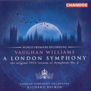 Vaughan Williams - A London Symphony