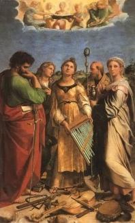 Rafaël - St. Cecilia